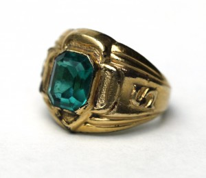 Girl Scout Ring left