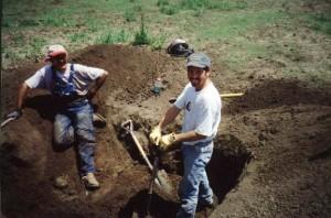 orchard digging2