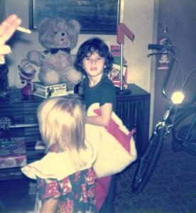 Christmas 1976 - Metal Detector