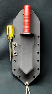 Kydex Digger Sheath